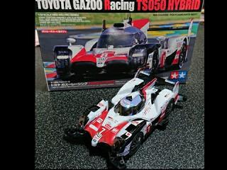 トヨタ ガズーレーシング TS050 HYBRID