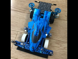 青い炎(MSファイヤードラゴン)