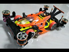 公式Ver2 サンショーMSオレンジ