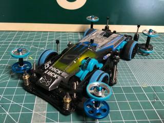 FM-A blue Thunder Dragon