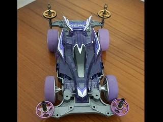 Avante Mk iii Clear Violet Sp