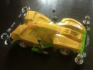 gunbluster gold FMA green