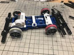 作り途中のFMS1