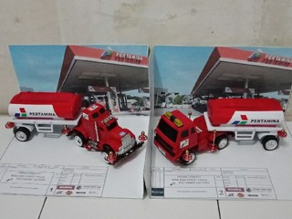 Pertamina Factory mini 4wd