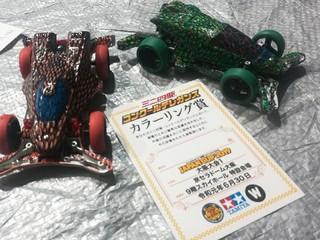 ジャパンカップ大阪 カラーリング賞