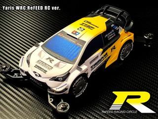 YARIS WRC ReFEED RC ver.
