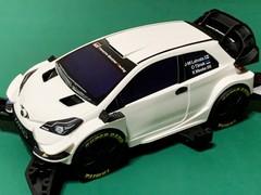 YARIS WRC テストショット