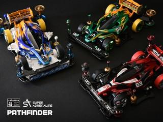 PATHFINDER 01,02,03