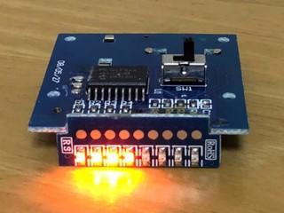 LEDスキャナー ナイトライダーパーツ