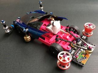 MSピンフレ  遊び車