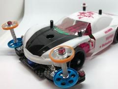 【MS】ピンキーパトカー