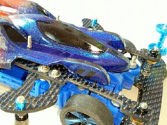mantaray black special chassis