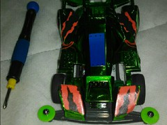 Brocken gigant super 1 chassis