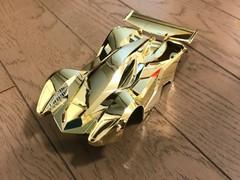 トライゲイルの金メッキ