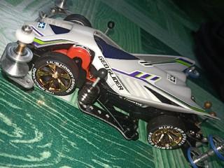 Geo Glider FMA chassis 🇵🇭