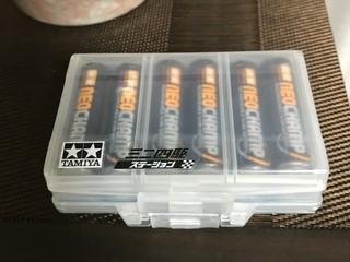 100均の電池ケース