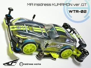 MA インサイKUMAMON GT WTR-02