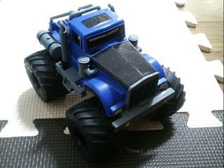 モンスタートラック(自作)