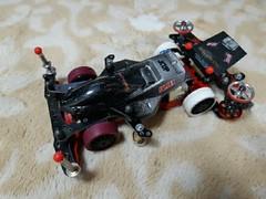 ラメラメサンダーショット 赤強化TZX仕様