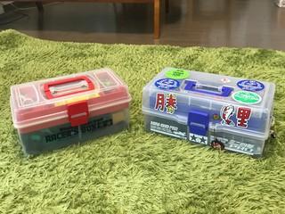 昔のレーサーズボックスと今のレーサーズボックス