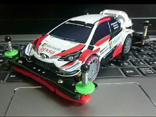 トヨタ ガズー レーシング WRT/ヤリス WRC