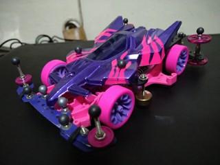Purple Raptor