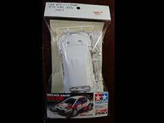 トヨタガズーレーシングWRTヤリスWRCボディ