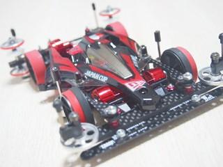 vs アズール black&red