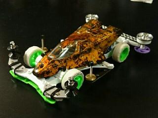 15号車v1.0:新橋TPF レブリミット参戦車(VS)