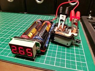 電圧チェッカー (放電付き)