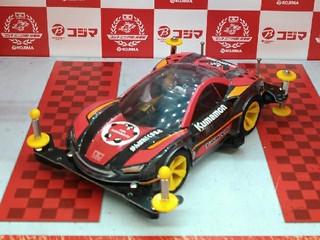 ライキリ-1号車