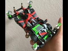 緑FM-A  (製作途中)   仮ブロッケンG