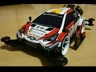 GR ヤリス WRC (ローダウン・ターマック仕様)