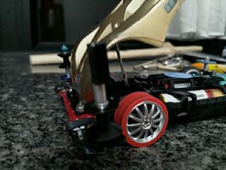 R. Sonic Aeroモード