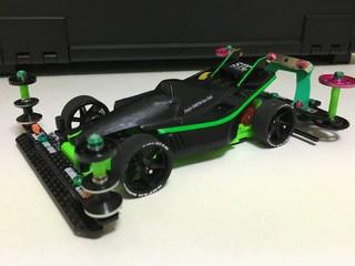 S1 ポセイドンX マットブラックスペシャル