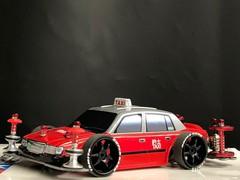 公式レース用 シャコタン★香港レーシングタクシー リメイク