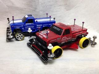 RedDemon & BlueOgre
