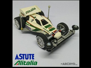 Super Astute Custom 'Alitalia'