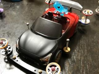 コペンフレキ、TAREKA仕様 サイマス車
