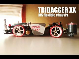 トライダガーXX