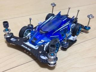 DCR-01  デクロス クリアブルースペシャル