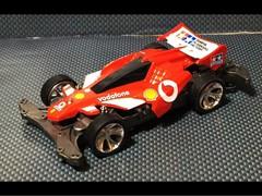 アバンテMk2 フェラーリVer