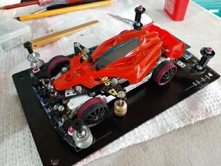 Mini F1 Aero Avante