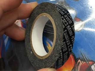 マスキングテープブラック