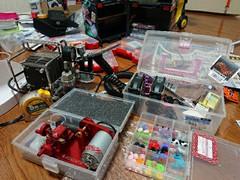 パーツや工具、周辺機器等などetc…