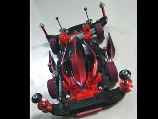 アバンテ黒VS弐号機