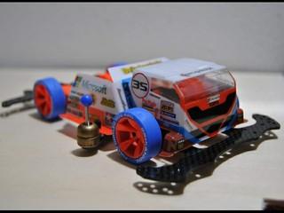 Mini 4wd Truck GT