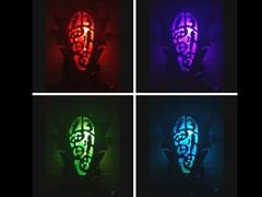 7色LED