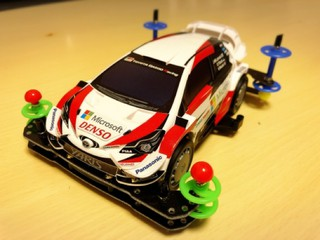 YARIS WRC 3000