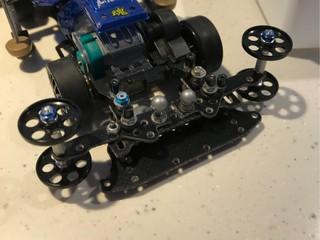 片軸マシン専用ピボットバンパー